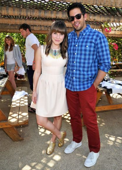 Harper's BAZAAR Hosts Coachella Poolside Fete At The Parker Palm Springs