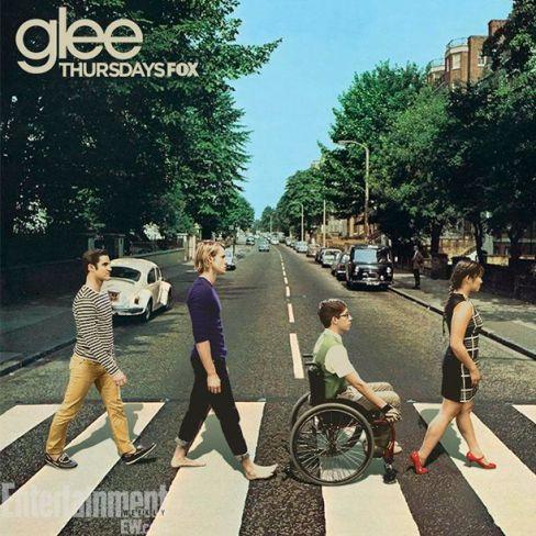 Glee-Abbey-Road